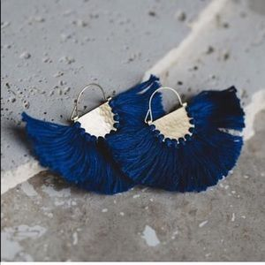 Collections by Joya Fringe Earrings